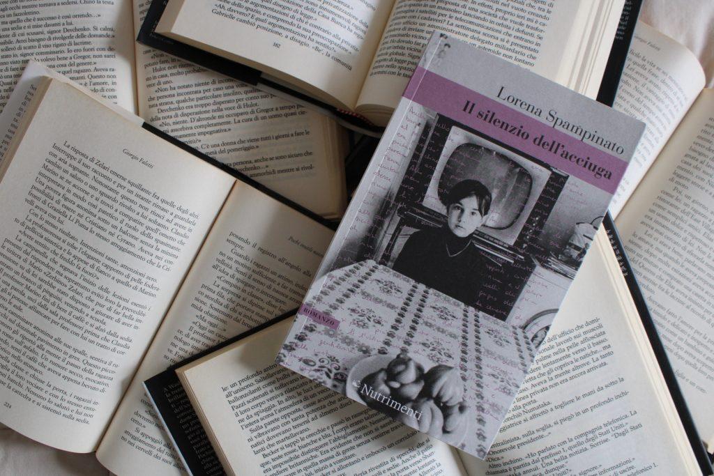 Il silenzio dell'acciuga di Lorena Spampinato - I Bookanieri